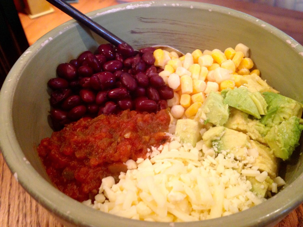 Mexican Rice Bowl Recipe — Dishmaps