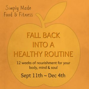 Fall Back to a Healthy Routine