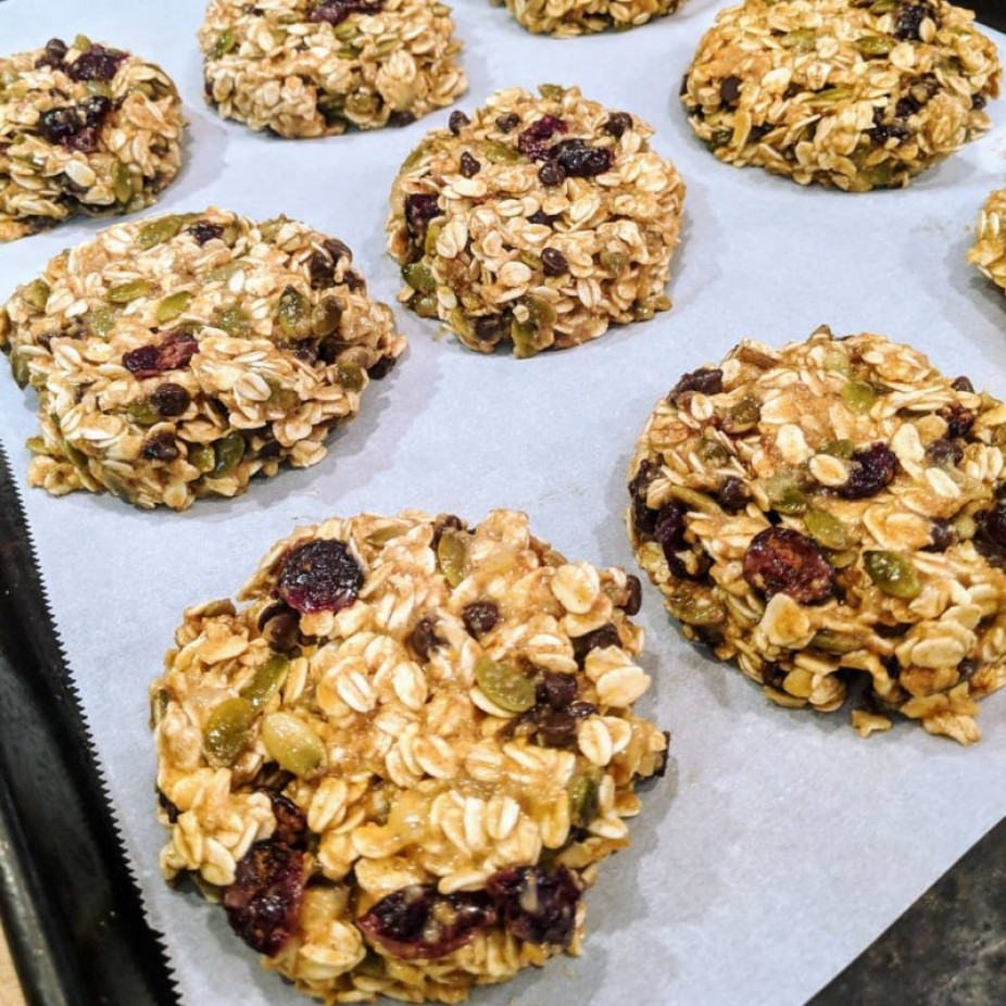 Simple Breakfast Cookies
